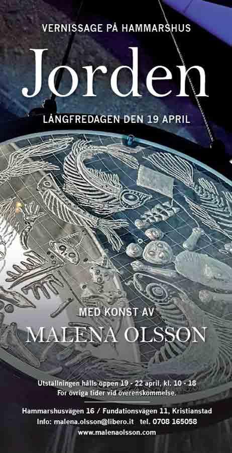 Jorden Malena Olsson